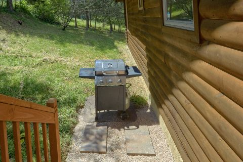 2 Bedroom Cabin with Propane Grill - Tennessee Tranquility