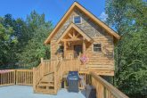 Luxurious 1 bedroom cabin with fire pit