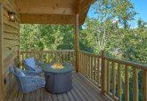 Premium Honeymoon Cabin with private hot tub