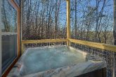 Large Hot Tub with Mountain View