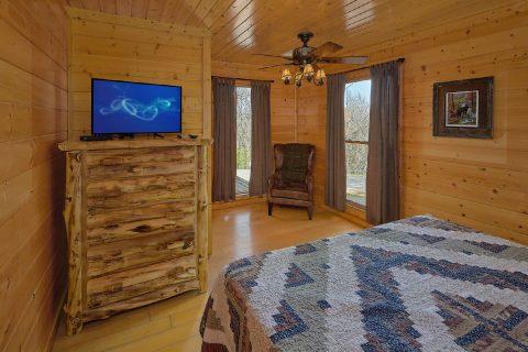 6 Bedroom 4 Bath Cabin Sleeps 15 Wears Valley - The Big Cozy