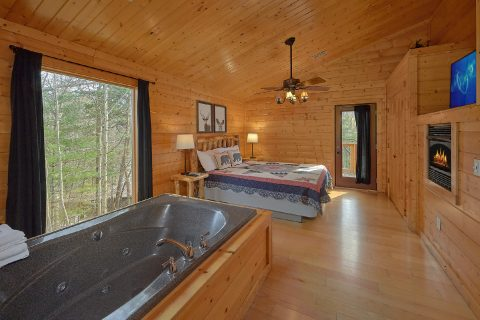 6 Bedroom with Large Decks and Rocking Chairs - The Big Cozy