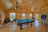Large 6 Bedroom Cabin with Large Game Room