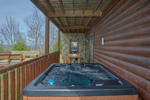 6 Bedroom with Hot Tub and a View - The Big Cozy