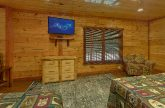 Premium 11 bedroom cabin with 11 King beds