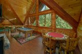Cabin with Pool Table, Poker Table and Putt Putt
