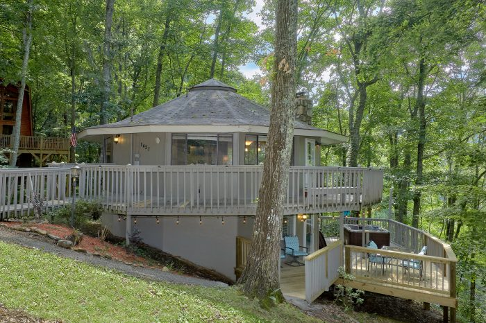 Gatlinburg 2 Bedroom Cabin Sleeps 8 - The Birds Nest