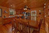Large Open Space with Dining Room Table