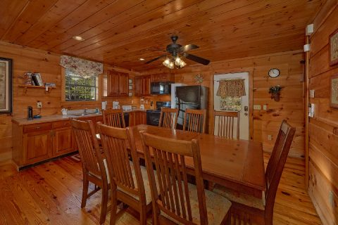 Large Open Space with Dining Room Table - The Gathering Place