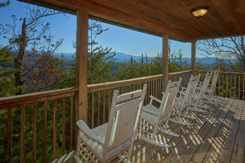 4 Bedroom with Rocking Chairs and View - The Gathering Place