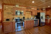 New 4 Bedroom Cabin Sleeps 14 with Indoor Pool