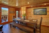 Luxurious 4 Bedroom Cabin Sleeps 14