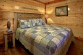 Spacious 4 Bedroom Cabin Sleeps 14