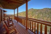 Mountain Views 4 Bedroom Cabin Sleeps 14