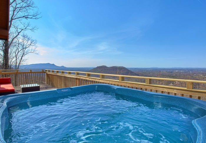 Spectacular Views Private Hot Tub - The Overlook