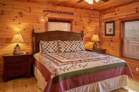 Six Bedroom Cabin with King Bedrooms - The Preserve