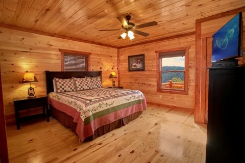 Premium Cabin with Views from the Bedrooms - The Preserve
