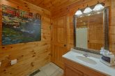 2 Bedroom 3 BAth Cabin Sleeps 6