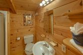 Private 2 Bedroom Cabin with Indoor Pool & Deck