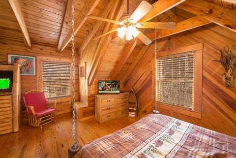 Pigeon Forge 2 Bedroom 2 Bath with Extra Bed - Tin Pan Alley