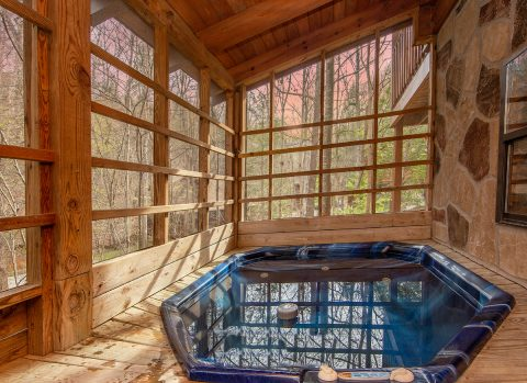 Private Hot Tub 2 Bedroom Sleeps 8 - Tin Pan Alley