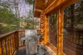 Gas Grill 2 Bedroom Pigeon Forge Cabin Sleeps 8