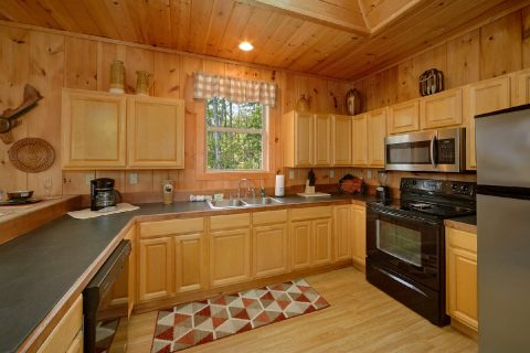 Fully Equipped Kitchen - Tip Top