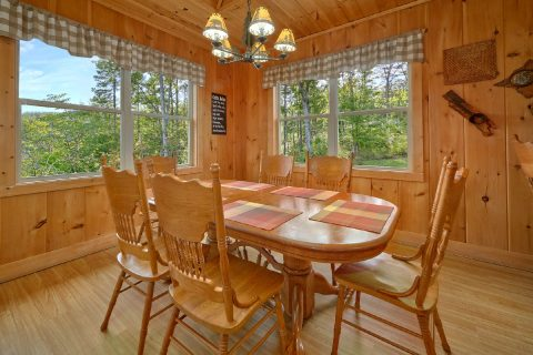Cabin with Dining Area - Tip Top