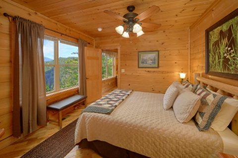 Main Floor King Bedroom - Tip Top