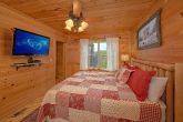 Spacious Deck and Views at Cabin