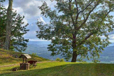 Secluded Wears Valley Cabin with Mountain Views - Top Of The World