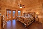 5 Bedroom Pool Cabin with 3 King Beds