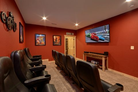 5 Bedroom Pool Cabin with a Theater Room - TrinQuility View