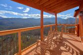 Great Smoky Mountain Cabin with Panoramic Views