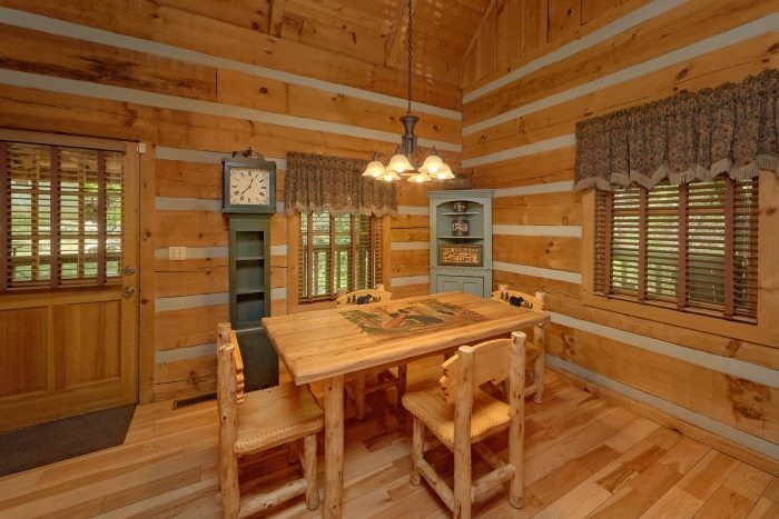 1 Bedroom Cabin with a fully-stocked kitchen - Turtle Dovin'