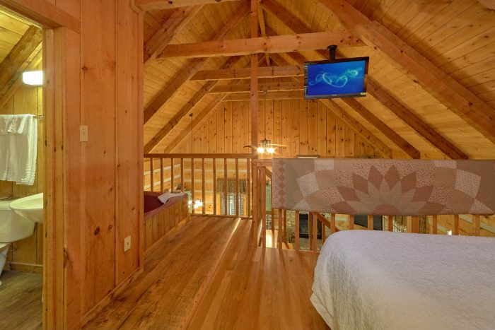 1 Bedroom Cabin with a full-size bed - Turtle Dovin'