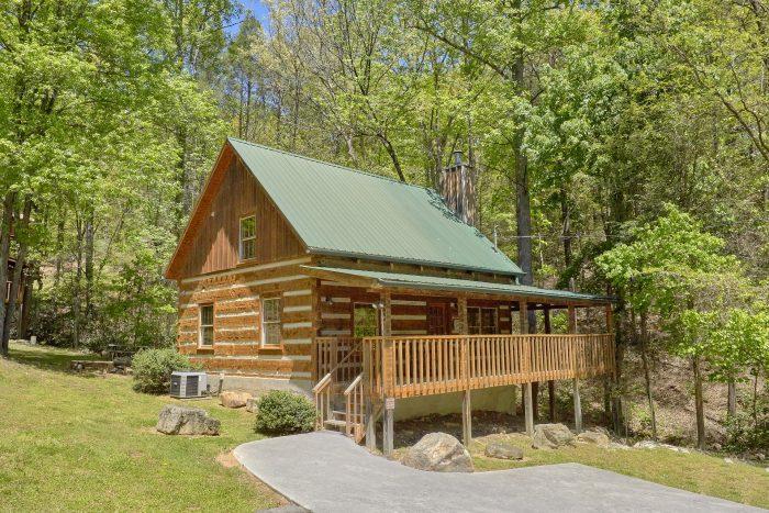 1 Bedroom Cabin on the Creek - Turtle Dovin'
