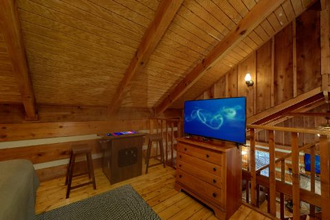 2 Bedroom Cabin With Arcade Game - Two Cubs Den