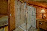 Walk In Shower 2 Bedroom Cabin