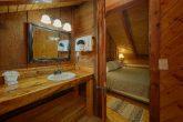 Loft Bedroom with Full Bath Room