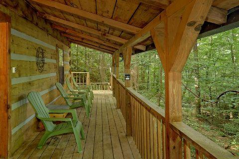 Sky Harbor 2 Bedroom 2 Bath Cabin Sleeps 6 - Two Cubs Den
