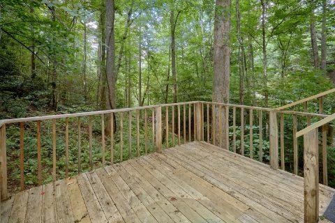 Large Open Deck Space 2 Bedroom Cabin - Two Cubs Den