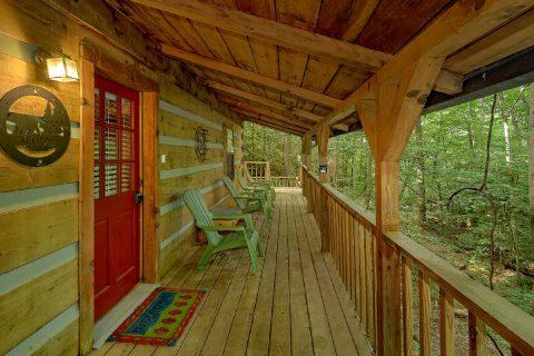 Log Cabin 2 Bedroom Sleeps 6 - Two Cubs Den