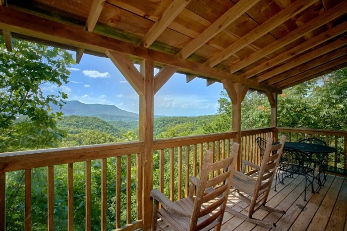 Rustic 1 Bedroom Cabin with Mountain Views - Valley View