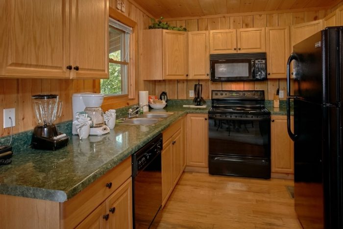 1 Bedroom Cabin with Full Kitchen - Valley View