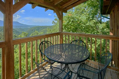 Wears Valley Cabin with Mountain Views - Valley View