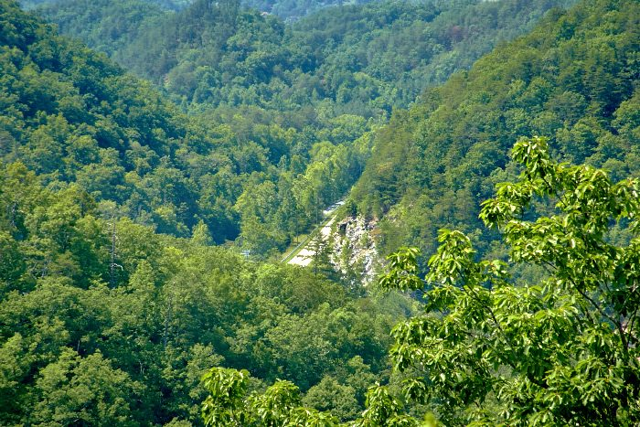 Wears Valley Cabin with Views of Pigeon Forge - Valley View