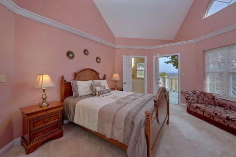 Spacious 2 Bedroom Chalet Sleeps 6 Gatlinburg - Victoria's Queen