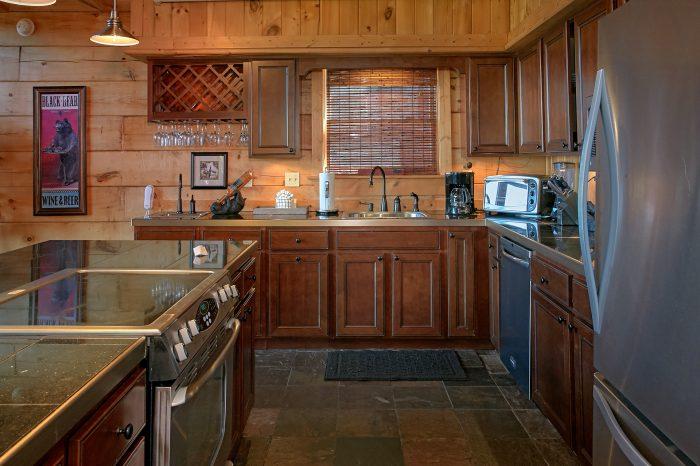Premium 3 Bedroom Cabin Sleep 12 - View Topia Falls