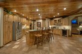 Kitchen with Gas Range and Granite countertops